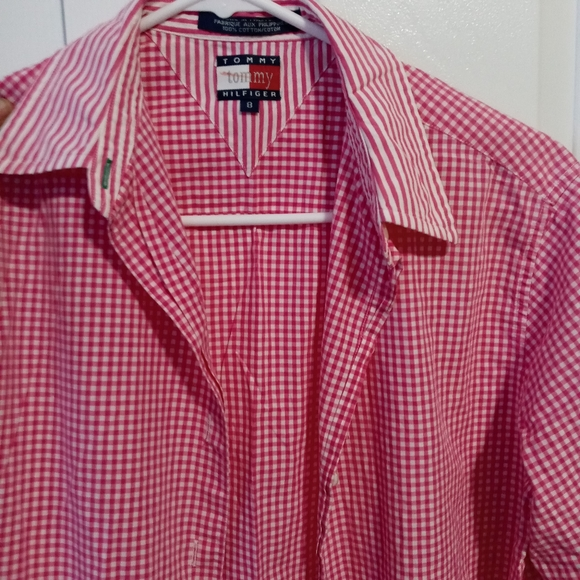 Ladies Tommy Hilfiger Button up